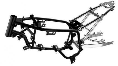 لوله مبلی موتورسیکلت